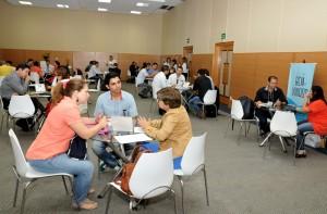Negociações entre empresários
