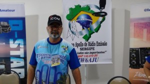 Alberto Jorge Mesquita, organizador do encontro