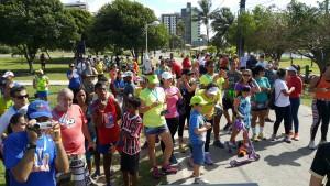 Muita gente se uniu  para ajudar a atleta sergipana