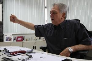 Emanoel Silveira vai liderar a missão sergipana na China Foto: Jorge Henrique