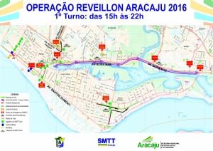 mapa operação 1 fase