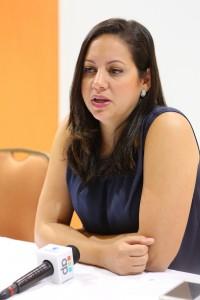 Advogada Tiala. Foto: Jorge Henrique