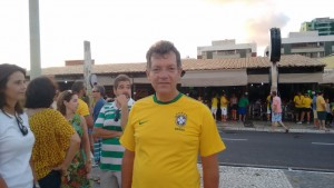 """Deputado Láercio Oliveira: """"se pudesse já teria votado a saída de Dilma"""""""