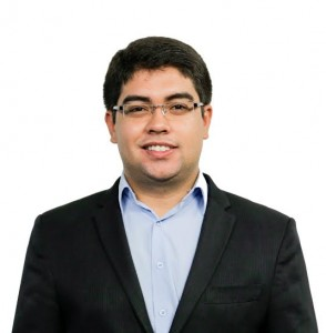 Romulo Queiroz será um dos palestrantes