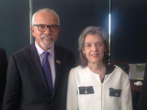 Edvaldo e Carmem Lúcia; responsabilidade solidária