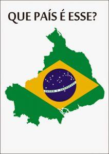 Brasil de cabeça para baixo