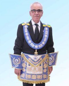 Grão mestre do Grande Oriente de Sergipe, Lourival Mariano de Santana
