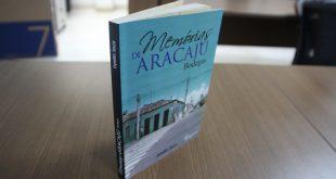 Memorialista lança livro em homenagem a Aracaju