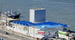 Terminal pesqueiro vai receber R$ 2,2 milhões; obra não acaba nunca