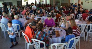 Festa comemora os 30 anos  da Loja Maçônica José Mesquita da Silveira, em Itabaiana