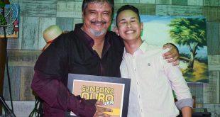 Kaelzinho Ferraz ganha o Sanfona de Ouro