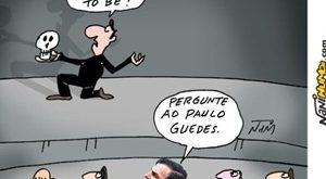 A LÓGICA ECONÔMICA DA ADMINISTRAÇÃO BOLSONARO