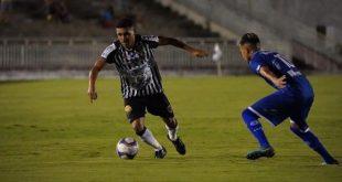 Confiança perde de 2×0 para o Botafogo da Paraíba