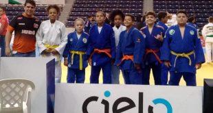 Judoca fica em quinto lugar em competição nacional