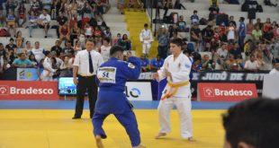 Judoca sergipano vai disputar Campeonato Brasileiro no Paraná