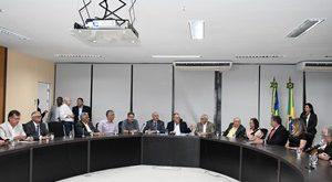 Deputado Laércio Oliveira defende investimentos para Sergipe