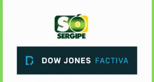 Conteúdo do Só Sergipe está na plataforma global de notícias Factiva