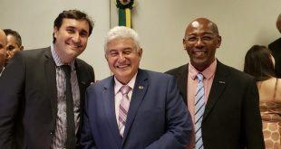 Presidente do SergipeTec participa de lançamento de Frente Parlamentar em Brasília