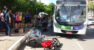 Acidentes  com motocicletas mataram 320 pessoas em 2018 em Sergipe