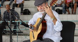 Aracaju concorre a título da Unesco na categoria música