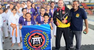Equipe sergipana é vice-campeã na Copa Nordeste de Karatê, em Maceió
