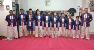 Caratecas sergipanos participam da Copa Nordeste de Karatê, em Maceió