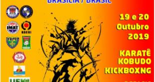 Caratecas sergipanos participam de campeonato em Brasília