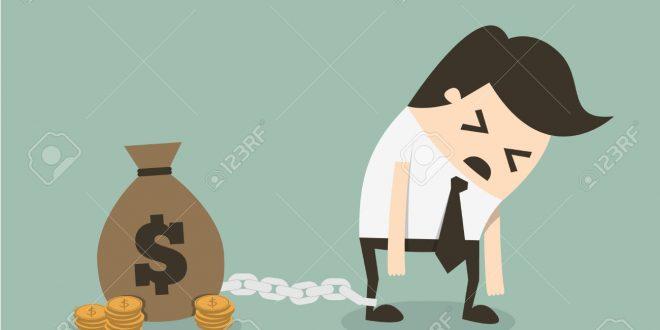 O dinheiro é seu funcionário ou seu patrão?