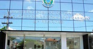 MPT abre inscrições para estágio em Jornalismo e Direito