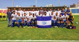 Confiança se despede da Copa Nordeste sub-20