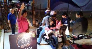 GOB SERGIPE ARRECADA MAIS DE 1,5 TONELADA DE ALIMENTOS DURANTE ARACAJU MOTO FEST