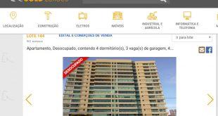 Instituições financeiras estão leiloando imóveis em Sergipe