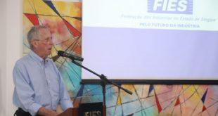 Presidente da FIES está animado para 2020 e cobra ações de Belivaldo Chagas