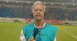 Morre o cronista esportivo Carlos Magno