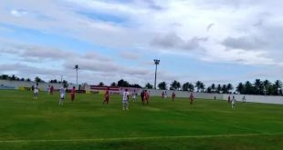 Sergipe derrota de goleada o América: 3×0