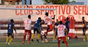 Sergipe empata em 1×1 com o Boca Júnior