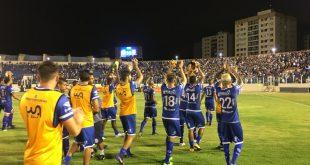 """""""De um modo geral gostei da equipe"""", diz o técnico  do Confiança, Daniel Paulista, diante da vitória sobre o Sergipe"""