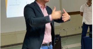 É de Sergipe promove terceiro almoço e debate tecnologia blockchain