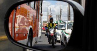 """Ex-mototaxista confessa: """"transportar passageiros é muito perigoso"""""""