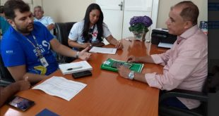 FIES formaliza parceria com a Prefeitura de Maruim