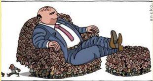 Enquanto houver privilégios, corrupção e desigualdade social não haverá democracia plena