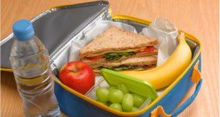 Volta às aulas e alimentação