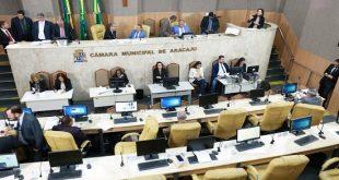 Câmara Municipal de Aracaju abre, amanhã, inscrições para o concurso público