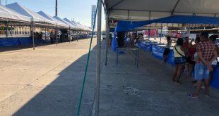 Prefeitura organiza feiras de pescados para Semana Santa com ações de prevenção à covid-19