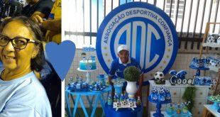 Alice e Embaixadinha: nossa homenagem à torcida da Desportiva Confiança