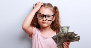 Educação financeira é fundamental: eduque seu filho com bons exemplos