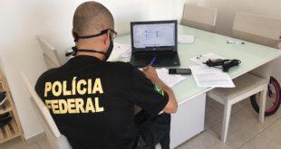 PF deflagra Operação Restauração e cumpre mandados de busca e apreensão em Sergipe e Bahia