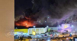 Shopping Jardins está aberto com restrições, depois do incêndio; perícia será feita hoje