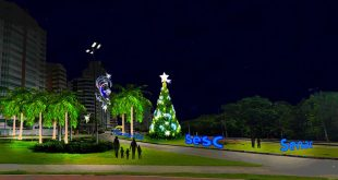 Sistema Fecomércio lança, hoje, quarta edição do Natal Iluminado