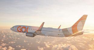 Gol aumenta em 40% a oferta de voos  em Sergipe